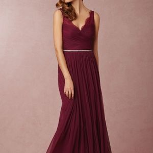 hitherto fleur dress x  bhldn